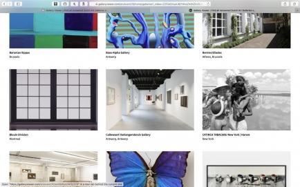 Art Brussels screenshot